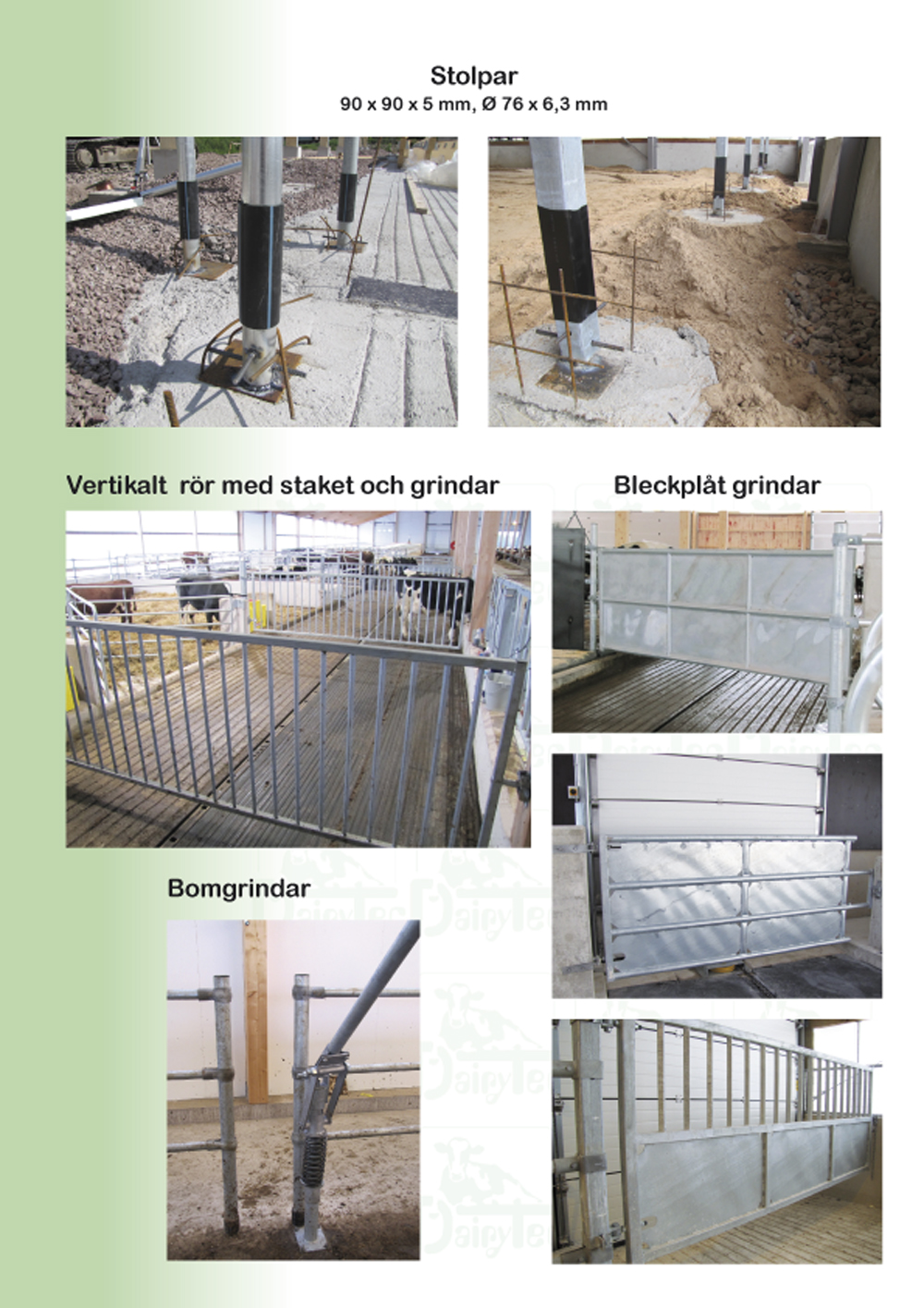 Dairytec oÜ – comfort farm – grindar och staket