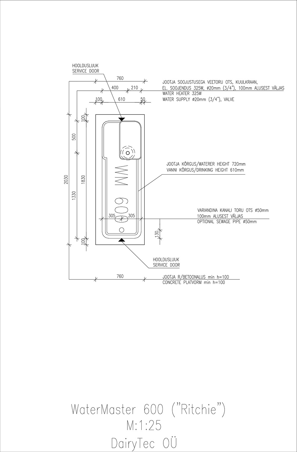 WaterMaster-600-Model